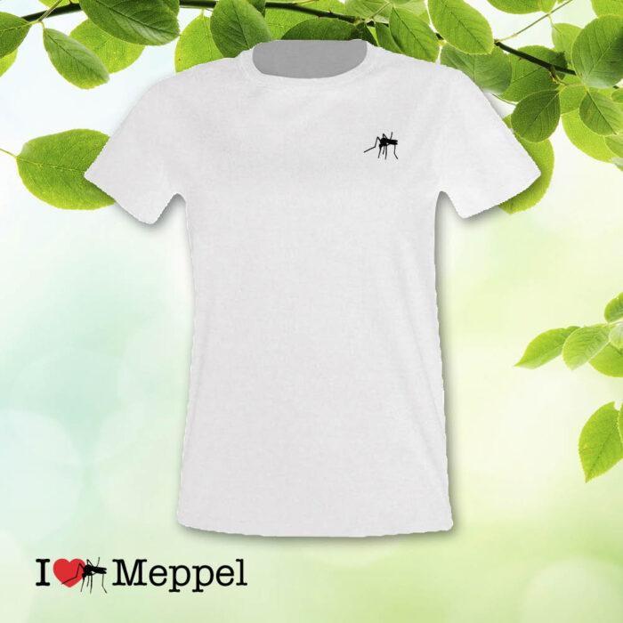 Meppel t-shirt cadeau souvenir ilovemeppel I love Meppel Meppelshirt
