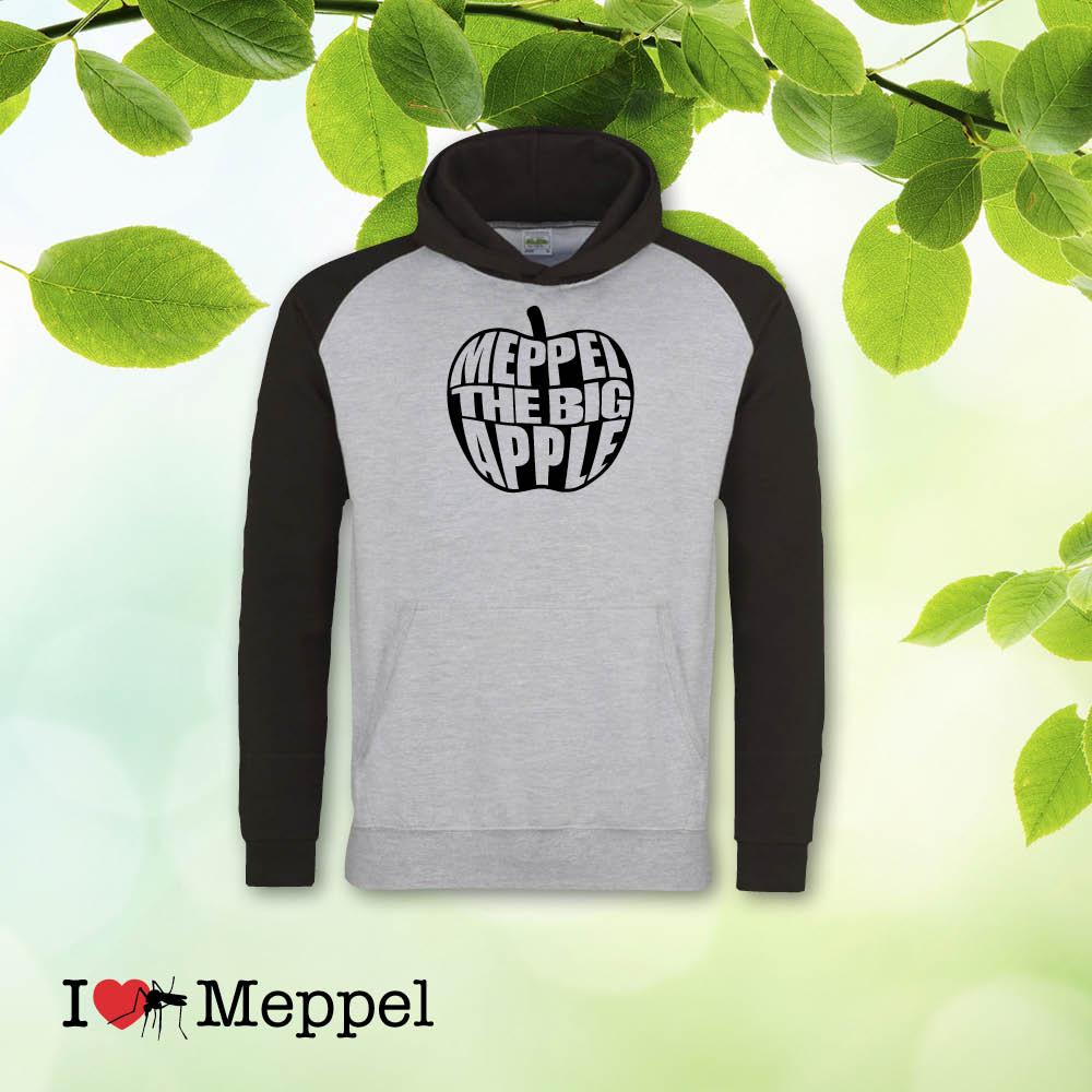 Meppel trui cadeau souvenir ilovemeppel I love Meppel Meppelshirt hoodie Meppel the big apple