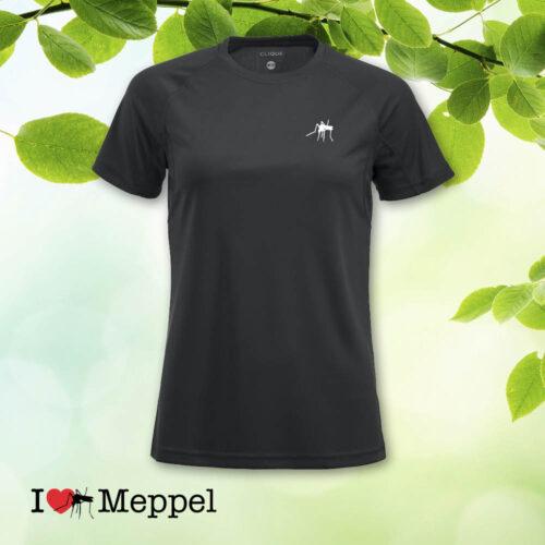 Meppel t-shirt cadeau souvenir ilovemeppel I love Meppel Meppelshirt sportshirt