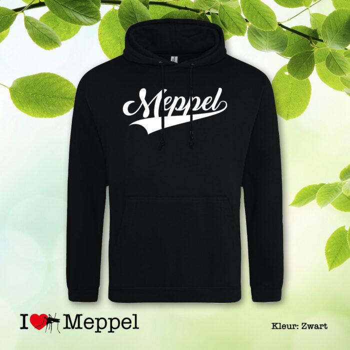 Meppel trui hoodie capuchontrui cadeau souvenir ilovemeppel I love Meppel Meppelshirt Meppel Möppelt