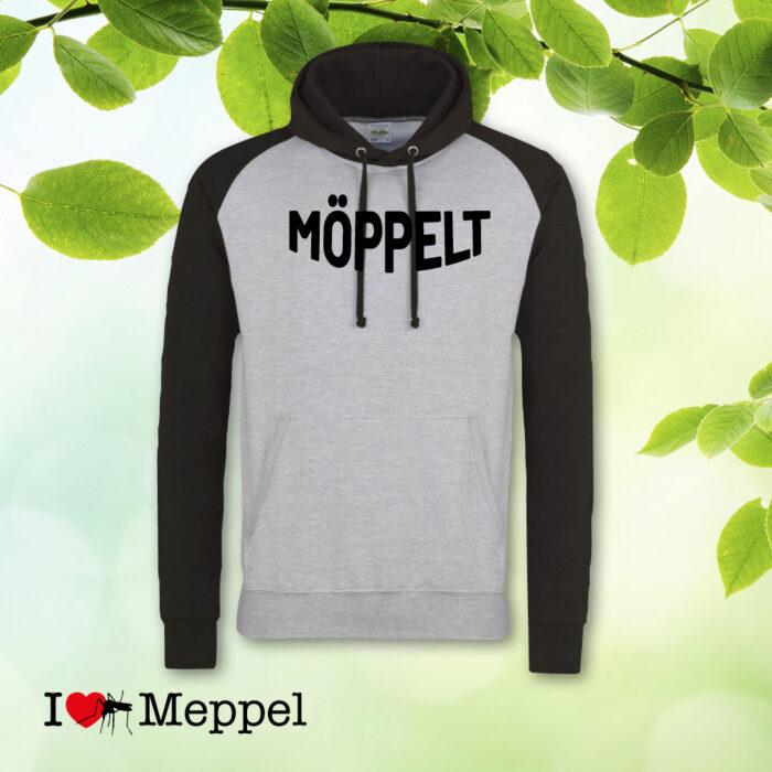 Meppel trui hoodie sweater cadeau souvenir ilovemeppel I love Meppel Meppelshirt Meppel Möppelt Moppelt